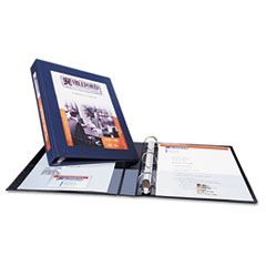 Avery(R) Framed View Heavy-Duty Binders