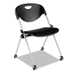 Alera Plus(TM) SL Series Nesting Stack Chair Without Arms