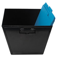 Advantus Steel File and Storage Bin