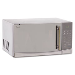 Avanti 1.1 Cubic Foot Capacity Stainless Steel Microwave Oven