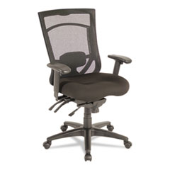 Alera(R) EX Series Mesh Multifunction High-Back Chair