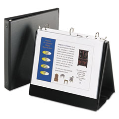 Avery(R) Easel Presentation Durable Binder with Round Rings