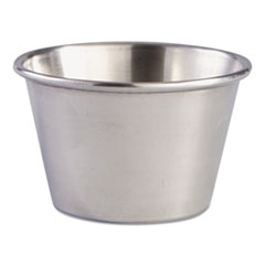 Adcraft(R) Stainless Steel Sauce Cups