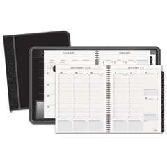 AT-A-GLANCE(R) Executive(R) Weekly/Monthly Appointment Book with Zipper Closure