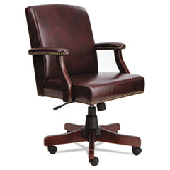 Alera(R) Traditional Series Mid-Back Chair