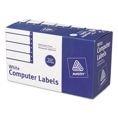 Avery(R) Dot Matrix Printer Mailing Labels