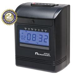 Acroprint(R) ATR240 Electronic Time Clock