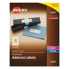 Avery(R) Rectangle Labels