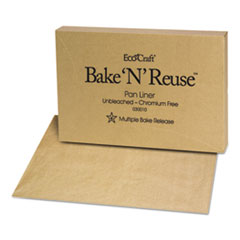 Bagcraft EcoCraft(R) Bake 'N' Reuse Pan Liner