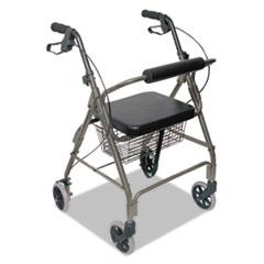 DMI(R) Ultra Lightweight Aluminum Rollator
