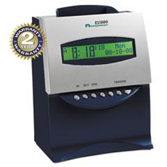 Acroprint(R) ES1000 Atomic Totalizing Payroll Recorder