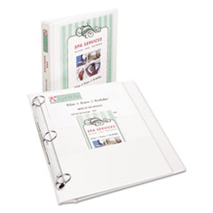 Avery(R) FlipBack(TM) 360� Durable View Binder with Round Rings