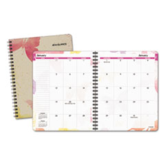 AT-A-GLANCE(R) Watercolors Planner