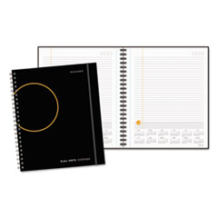 AT-A-GLANCE(R) Plan. Write. Remember.(R) Planning Notebook with Reference Calendar