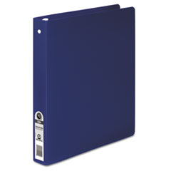 ACCO ACCOHIDE(R) Poly Round Ring Binder