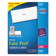 Avery Easy L Laser Address Labels