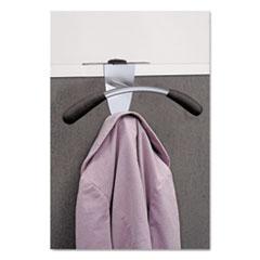 Alba(TM) Hanger Shaped Partition Coat Hook