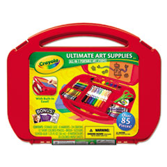 Crayola(R) Ultimate Art Supplies and Easel