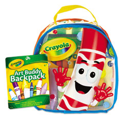 Crayola(R) Art Buddy Backpack