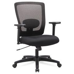 Alera(R) Envy Series Mesh Mid-Back Swivel/Tilt Chair
