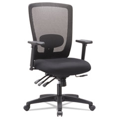 Alera(R) Envy Series Mesh High-Back Multifunction Chair
