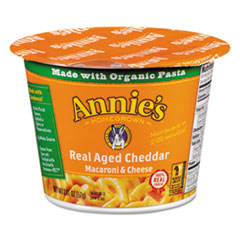 Annie's Homegrown Aged Cheddar Mac and Cheese