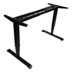 Alera(R) AdaptivErgo(TM) Three-Stage Electric Height-Adjustable Table Base with Memory Controls
