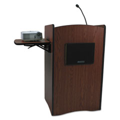 AmpliVox(R) Multimedia Smart Computer Lectern