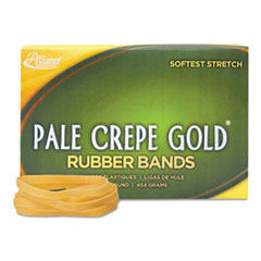 Alliance(R) Pale Crepe Gold(R) Rubber Bands
