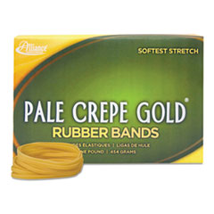 Alliance(R) Pale Crepe Gold(R) Rubber Bands