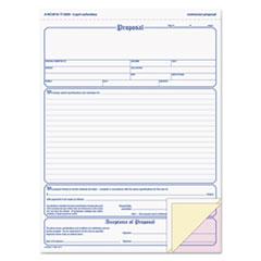 Adams(R) Contractor Proposal Form