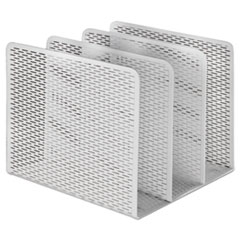 Artistic(R) Urban Collection Punched Metal File Sorter