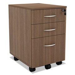 Alera(R) Sedina Series Mobile Box/Box/File Pedestal