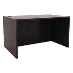 Alera(R) Valencia(TM) Series Straight Front Desk Shell