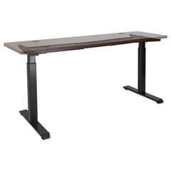 Alera(R) AdaptivErgo(TM) Two-Stage Electric Height-Adjustable Table Base