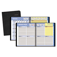 AT-A-GLANCE(R) QuickNotes(R) Weekly/Monthly Appointment Book
