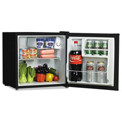 Alera(R) 1.6 Cu. Ft. Refrigerator with Chiller Compartment