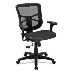 Alera(R) Elusion(TM) Series Mesh Mid-Back Swivel/Tilt Chair