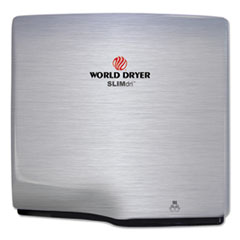 WORLD DRYER(R) SLIMdri Hand Dryer
