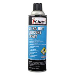 i-Chem(R) Ultra Dry Silicone Spray