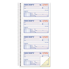Adams(R) 2-Part Receipt Book