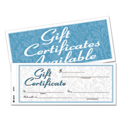 Adams(R) Gift Certificates