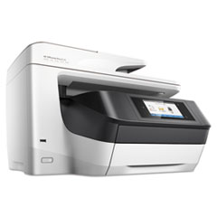 OfficeJet Pro 8720 Inkjet Printer, Copy; Fax; Print; Scan