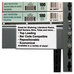C-Line(R) Self-Adhesive Label Holders