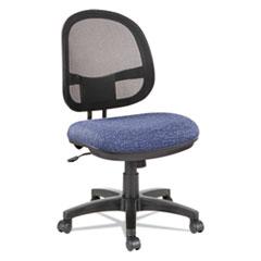 Alera(R) Interval Series Swivel/Tilt Mesh Chair