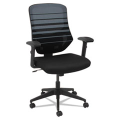 Alera(R) Embre Series Mesh Mid-Back Chair
