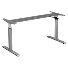 Alera(R) AdaptivErgo(TM) Single-Pneumatic Height-Adjustable Table Base