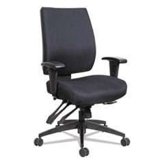 Alera(R) Wrigley Series High Performance Mid-Back Multifunction Task Chair