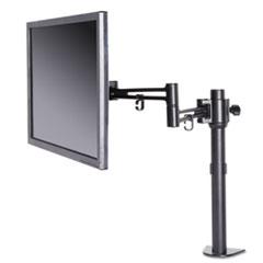 Alera(R) AdaptivErgo(TM) Pole-Mounted Monitor Arm
