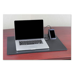 Artistic(R) Smart Charger Multi View Desk Pad